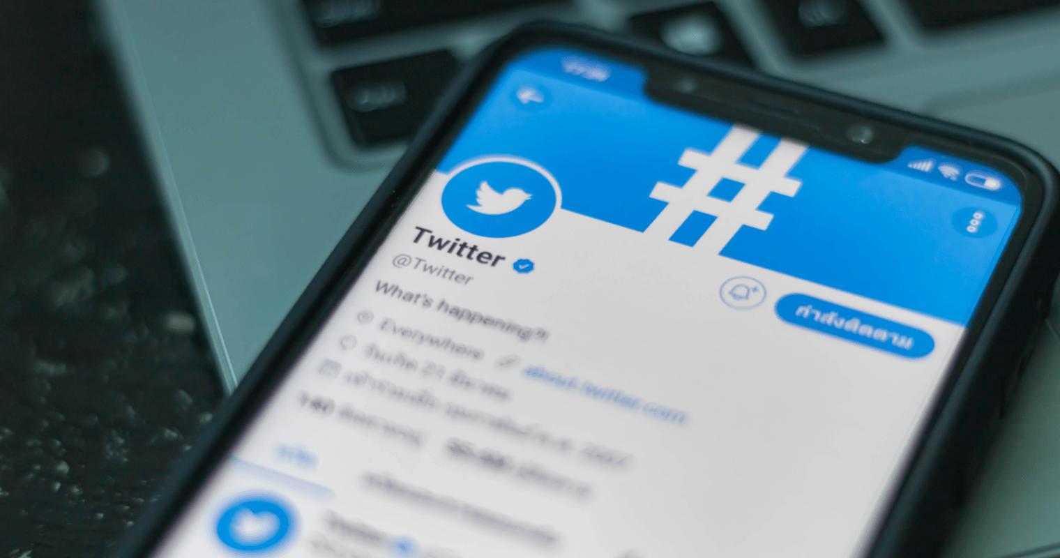 track followers Using the Twitter App
