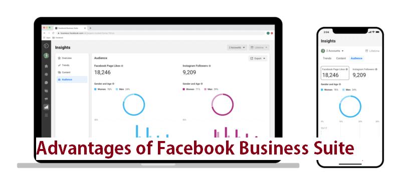 Advantages of Facebook Business Suite