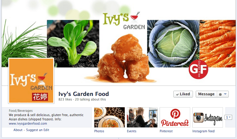 Core benefits of your product on facebook cover photo
