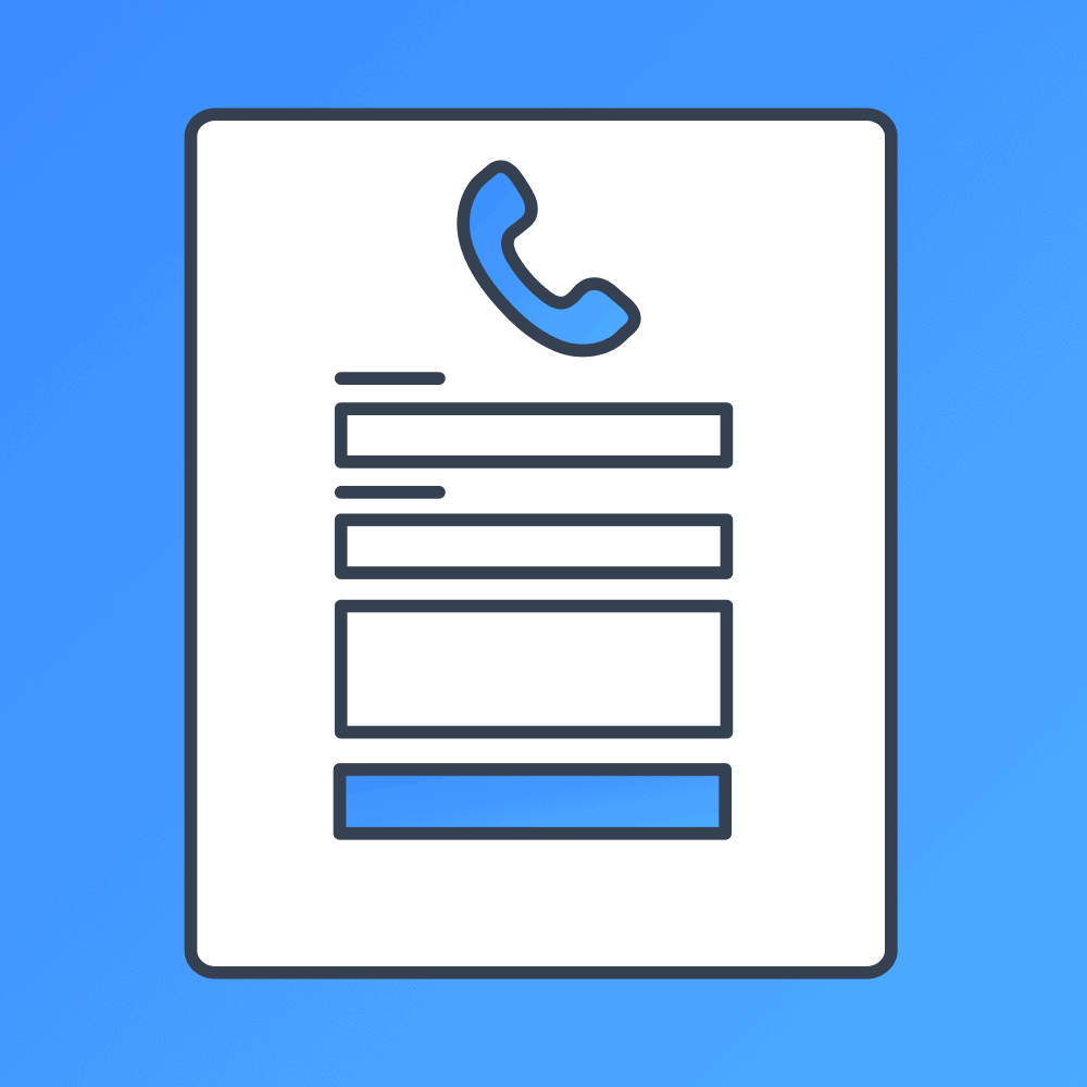 Contact Form Apps