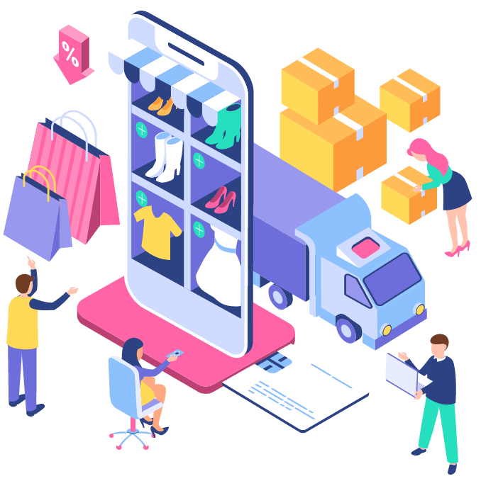 e-Commerce apps