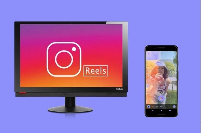 posting videos on instagram