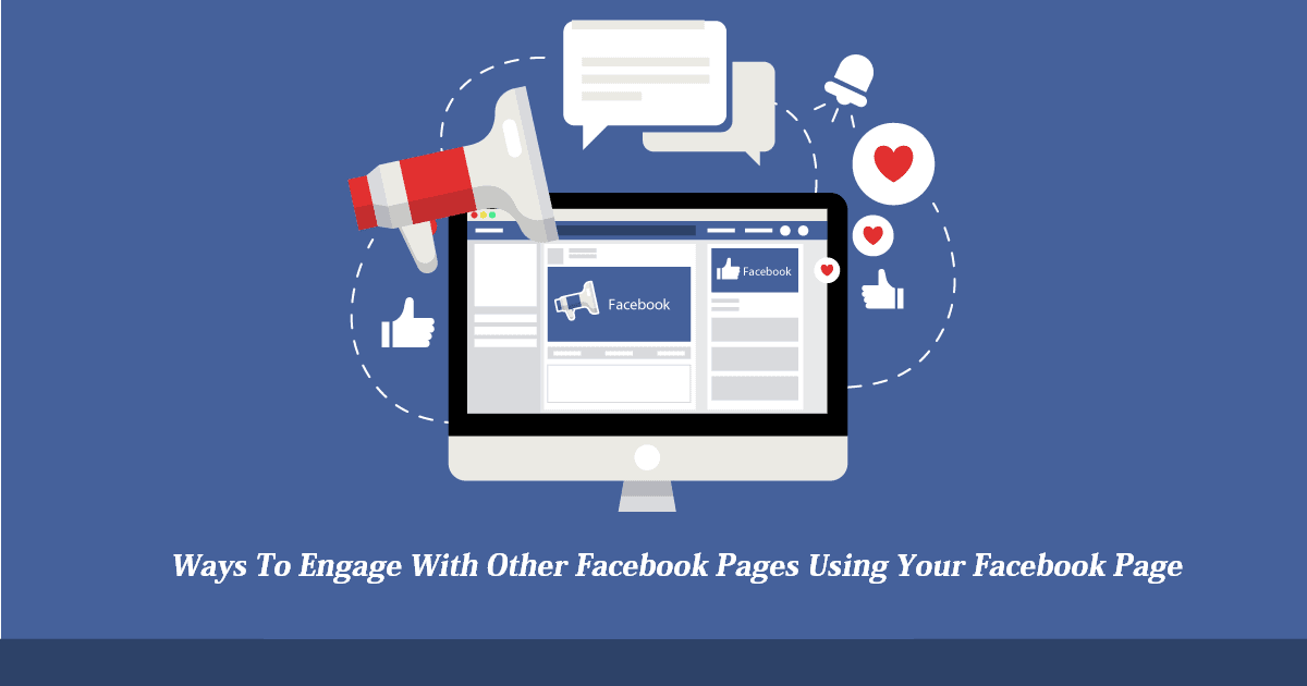 Engage With Other Facebook Pages